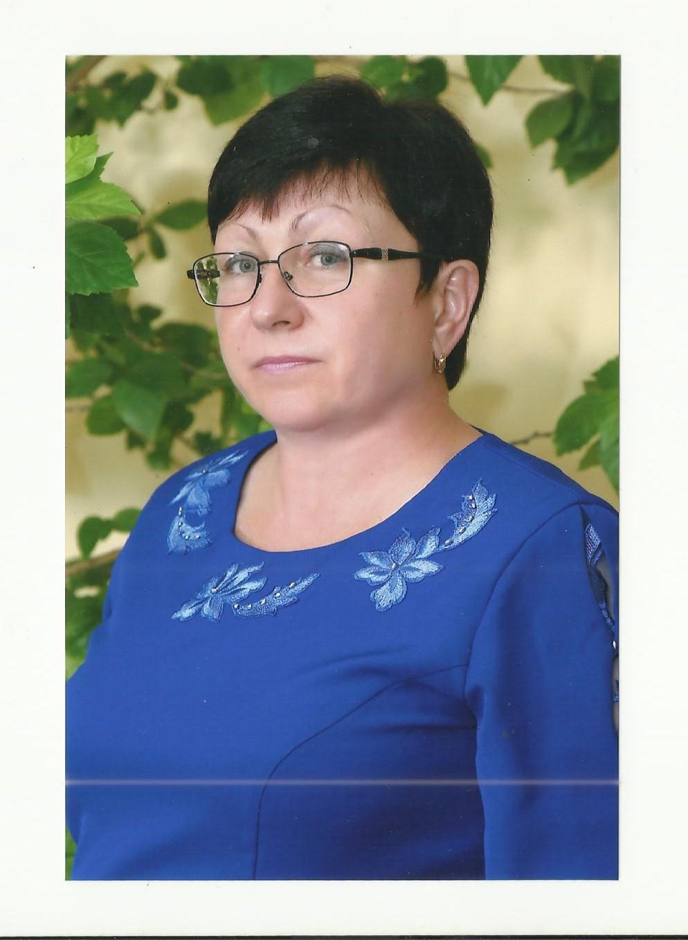 Пронина Галина