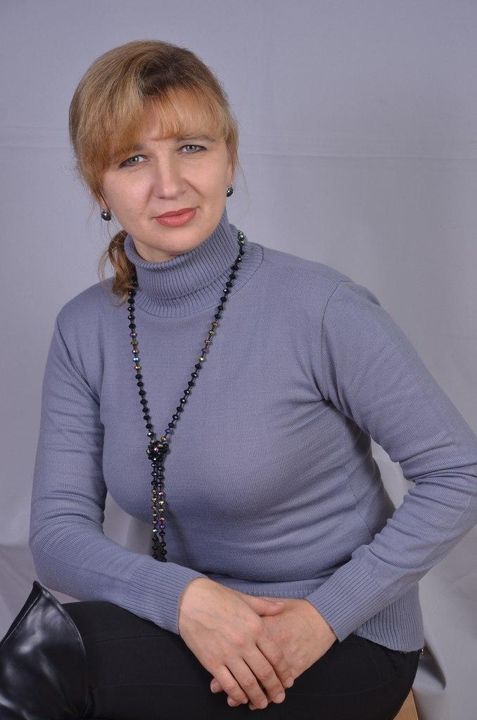 Пономарёва Анна