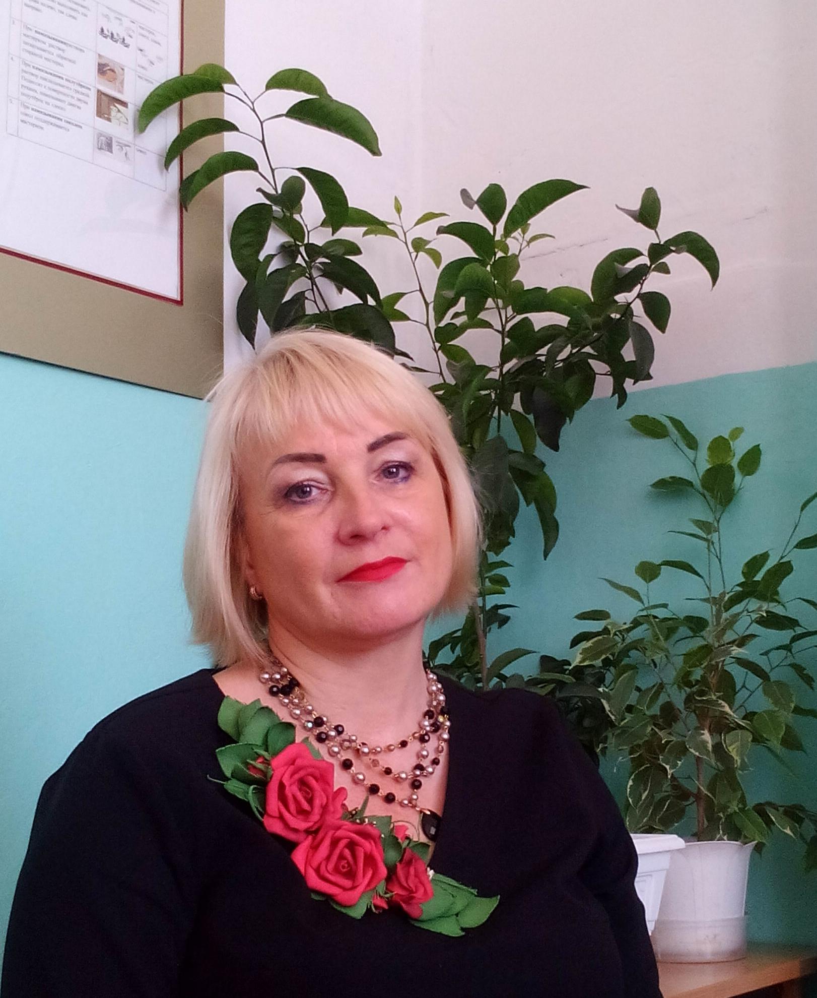 Кузьменюк Валентина