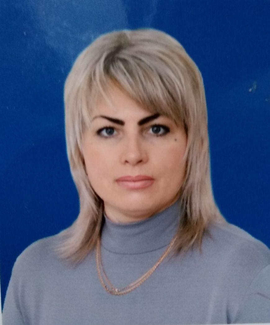 Грабович Людмила