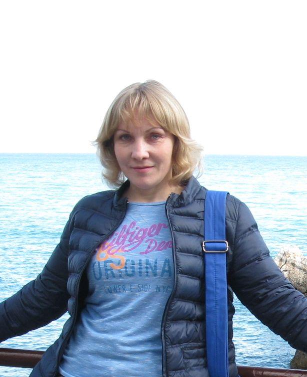 Остапенко Светлана