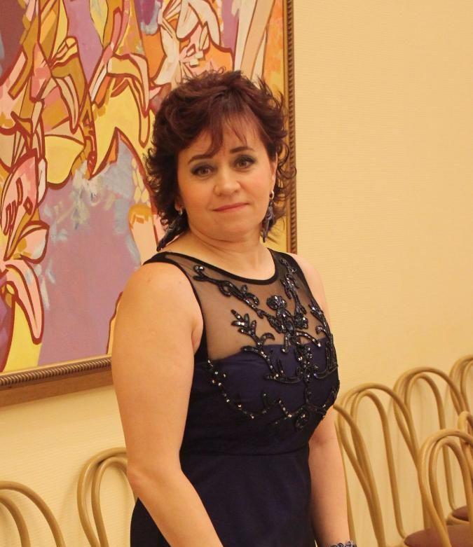 Александрова Ирина