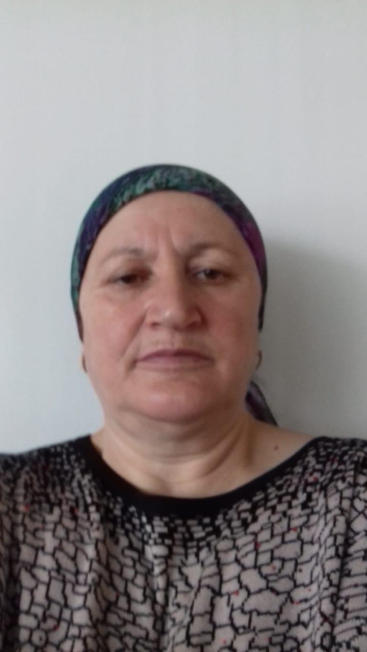 Мусаева Гюлжахан