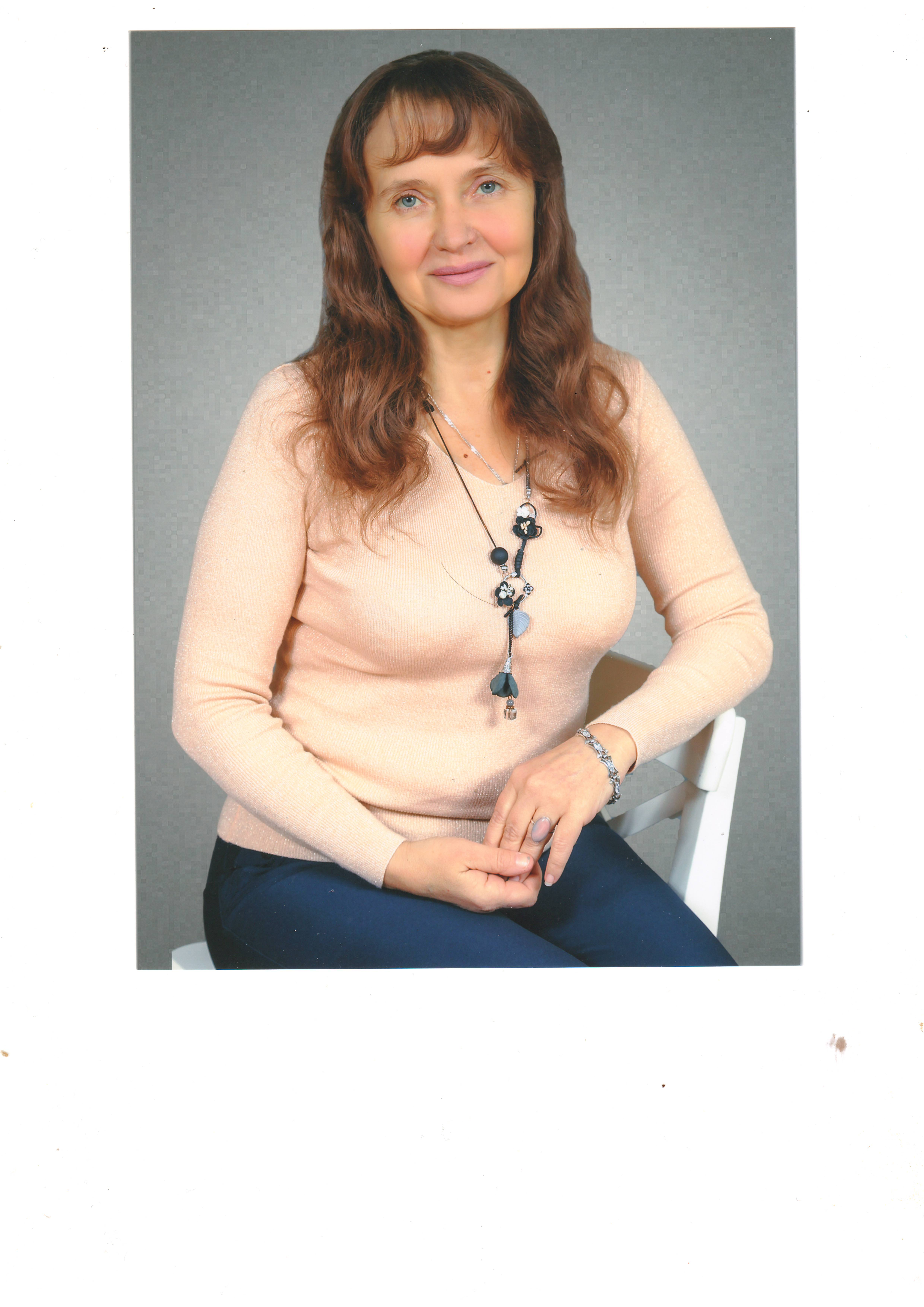 Галан Татьяна