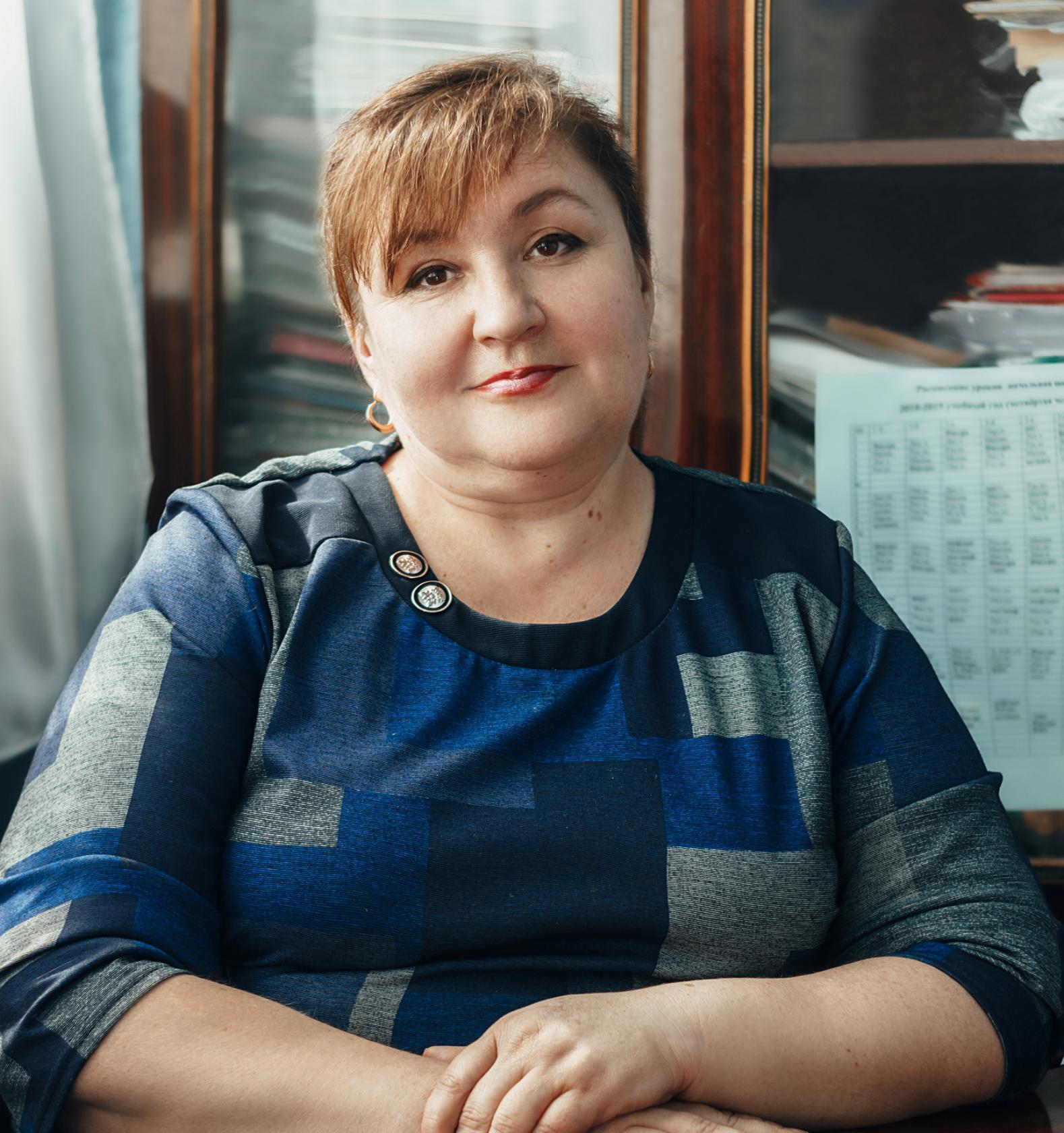 Максимова Лариса