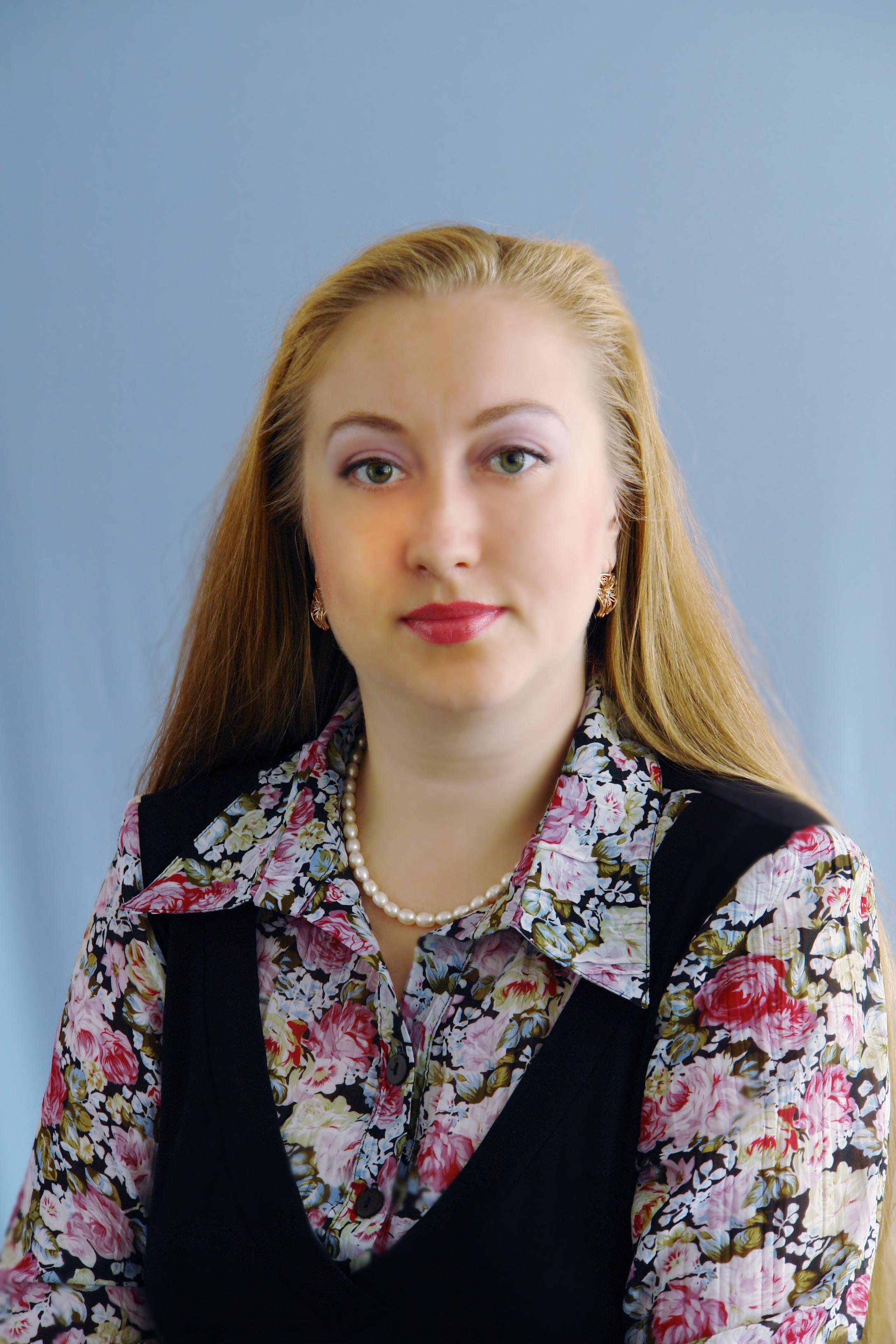 Серебрякова Анастасия