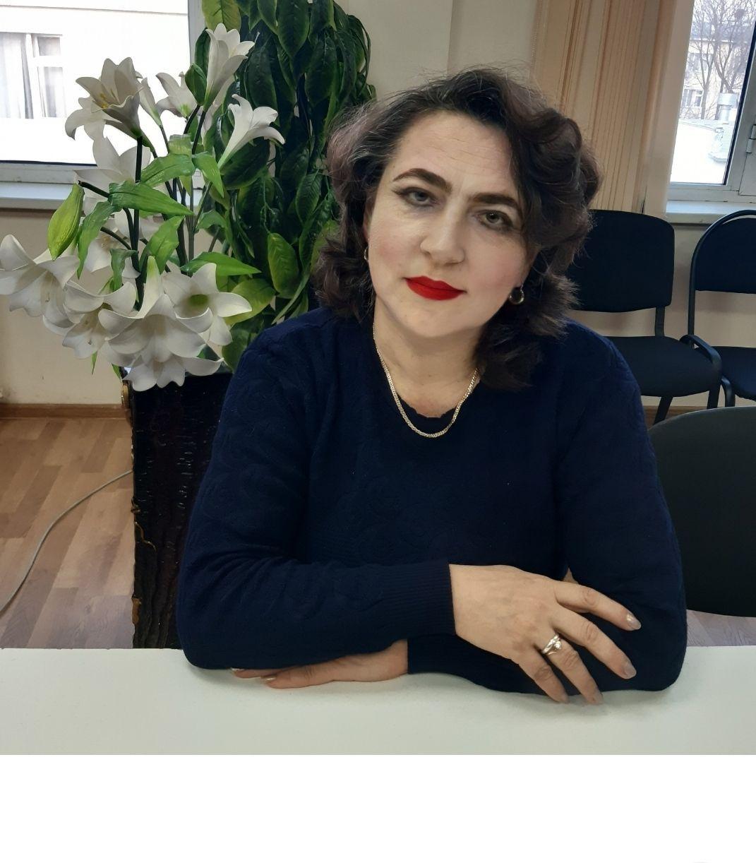 Дмитрусенко Наталья