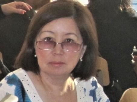Сыздыкова Бакыт
