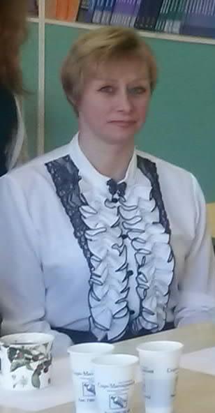 Гладких Юлия