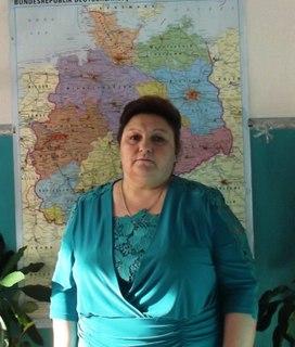 Шабанова Елена