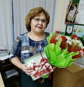 Наталья Белозёрова