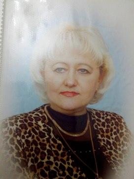 Матросова Лидия