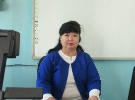 Битабарова Хадиша