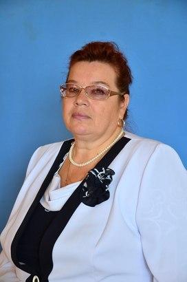 Иноземцева Антонина