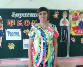Абрамова Ольга