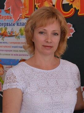 Слизкая Светлана