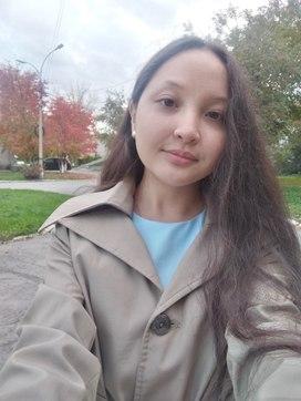 Досжанова Алия