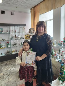 Туаева Зарина