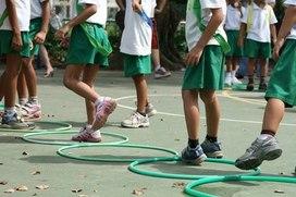 Урок физической культуры: современный педагогический инструментарий