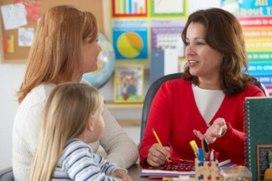 Организация сотрудничества педагога и учреждения образования с семьей
