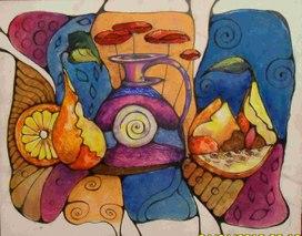 Стилизация и декоративность в живописи