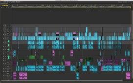 Профессиональный монтаж в Adobe Premiere. Инструменты монтажа