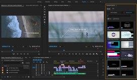 Профессиональный монтаж в Adobe Premiere. Подготовка к работе и обзор интерфейса