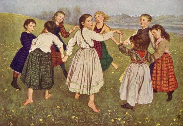 Народная игра как инструмент социально-нравственного воспитания обучающихся