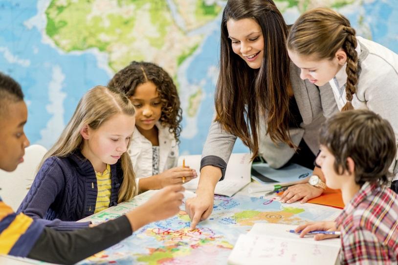Коллективные способы обучения как средство стимулирования познавательной активности обучающихся
