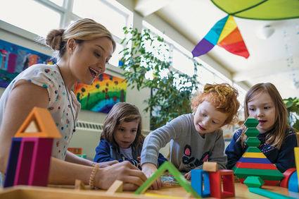 Проектирование интерактивной предметно-развивающей среды дошкольной образовательной организации