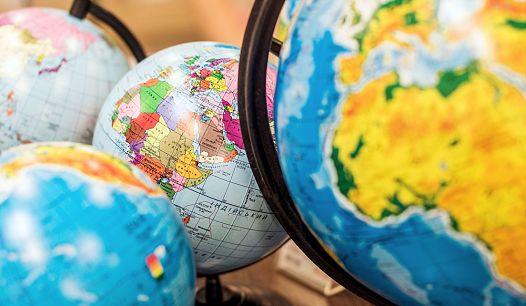 Применение наглядного метода в обучении географии как требование ФГОС