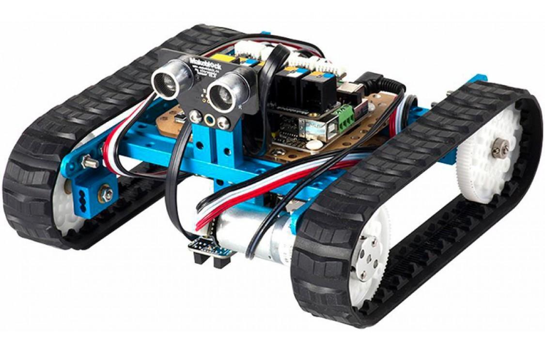 Робототехника для школьников на платформе Arduino