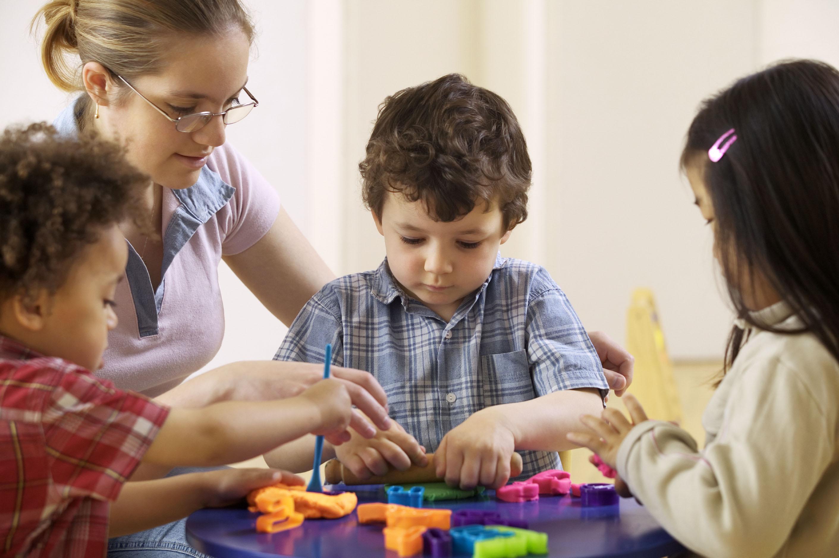 Современные технологии развития познавательной деятельности детей дошкольного возраста