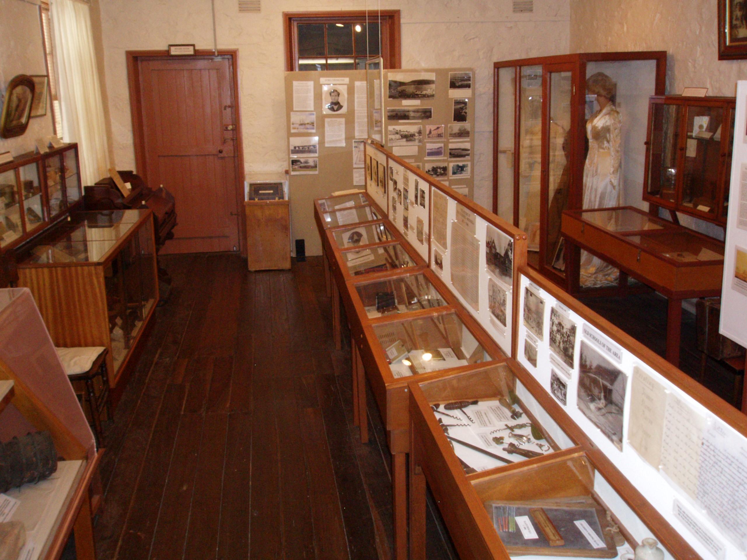 Школьный музей как один из воспитательных центров открытого образовательного пространства