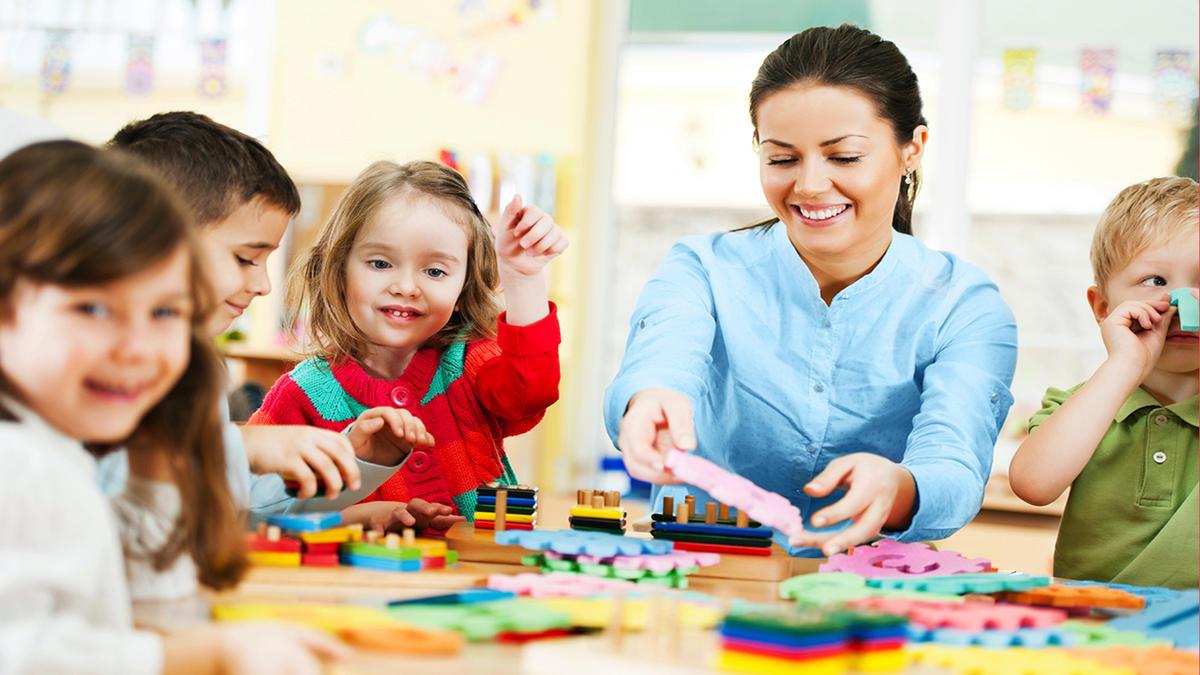 Создание специальных условий для получения образования детьми с ОВЗ в дошкольной образовательной организации
