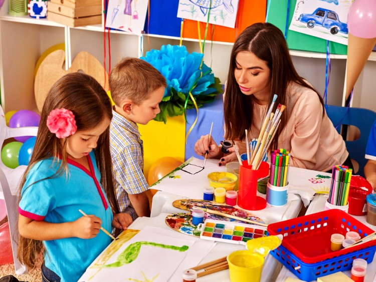 Целостный педагогический процесс в развивающейся системе дошкольного образования в условиях реализации ФГОС ДО