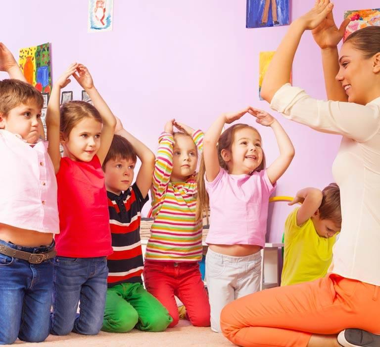 Младший воспитатель. Педагогика и методика дошкольного образования в соответствии с ФГОС