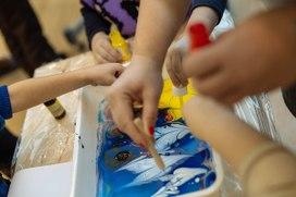 Арт-технологии как инструмент развития личности ребенка