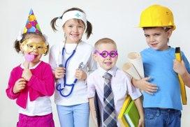 Сюжетно-ролевая игра как ведущая деятельность дошкольников