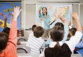 Стимулирование речевой активности учеников в процессе обучения иностранному языку