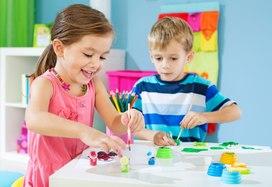 Развитие художественно-образного мышления ребенка