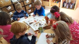 Реджио-педагогика как инновационный метод развития ребенка