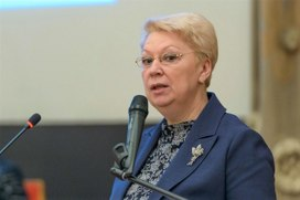 Министр просвещения нацелена на возвращение домашнего климата в школы страны