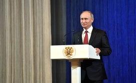 Президент России поздравил педагогов с Днем учителя