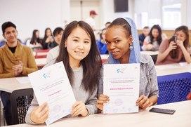Увеличилась заинтересованность российским образованием у иностранных студентов