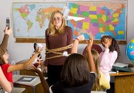 13 идей, как поддерживать дисциплину в классе