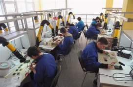 Во Владимирской области появятся мастерские для подготовки востребованных специалистов
