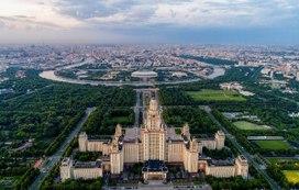 МГУ занял 14 место в рейтинге лучших университетов мира