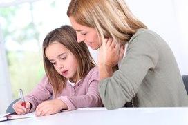Большая часть родителей делает домашнее задание вместо детей