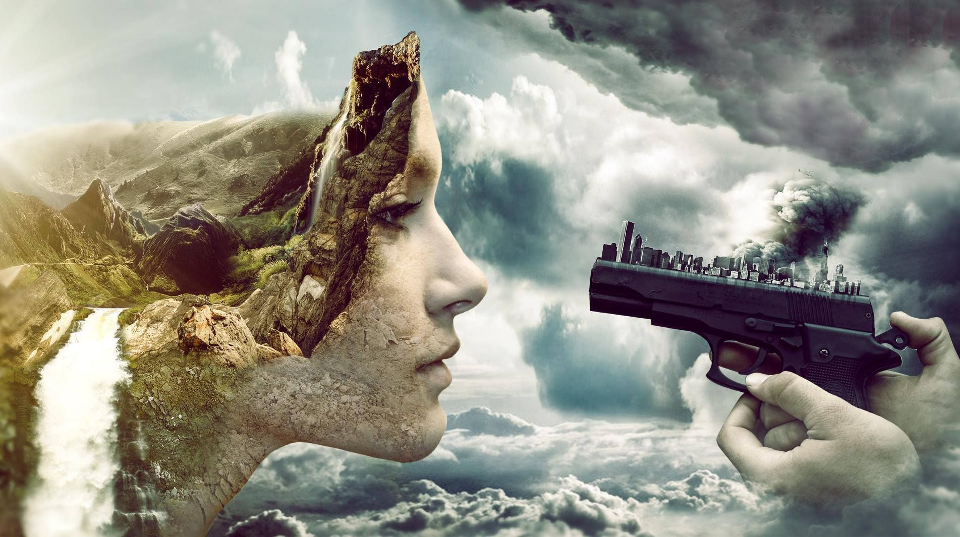 Картинки уничтожение человечества